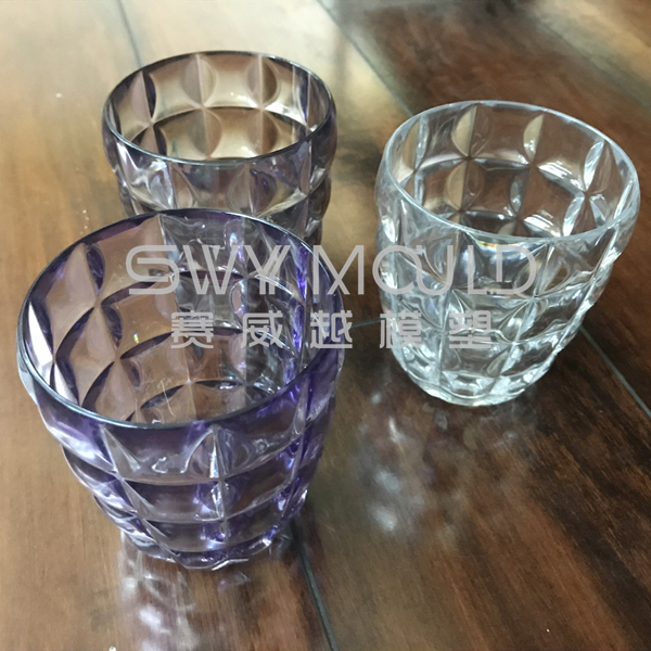 Plastic Diamond Type Cup Mold