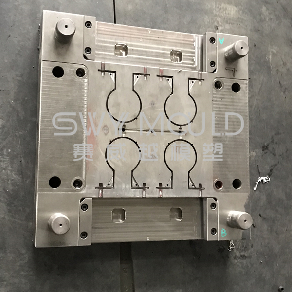 Tube Clip Injection Mould