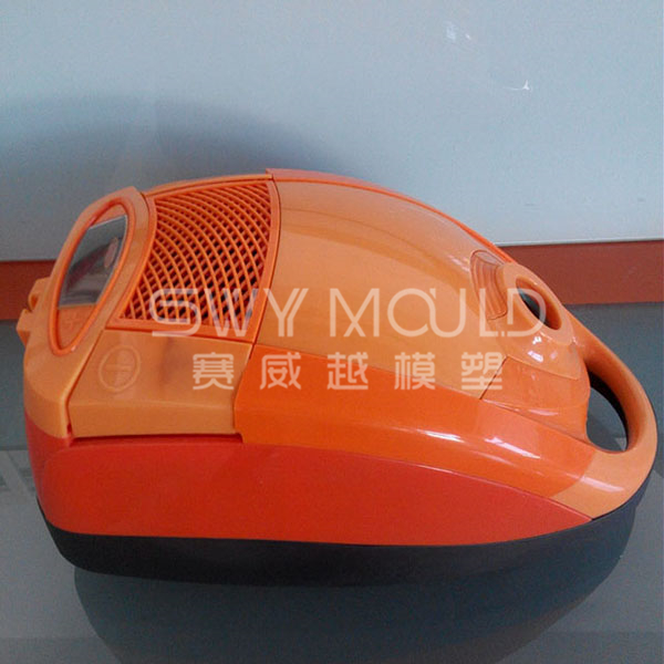 Vacuum Cleaner Plastic Housing Injection Mould