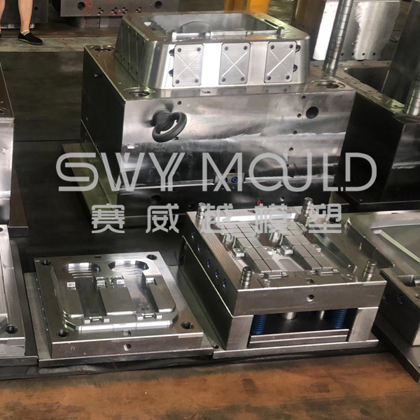 Waste Bin Plastic Pedal Mould