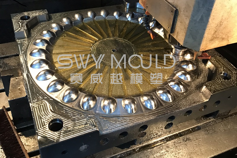 The Process Of Mold Machining