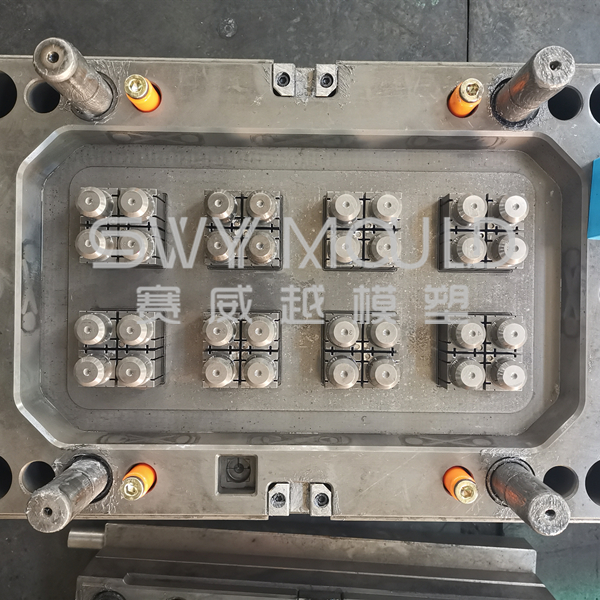 Plastic MEGA Building Blocks Injection Mold