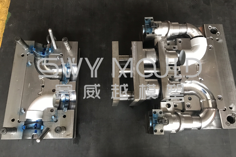Maintenance Of Plastic Pipe Fitting Injection Mould
