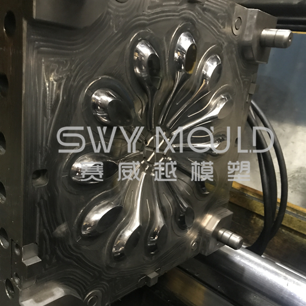 Plastic Spoon Mold For Fast Food Industry