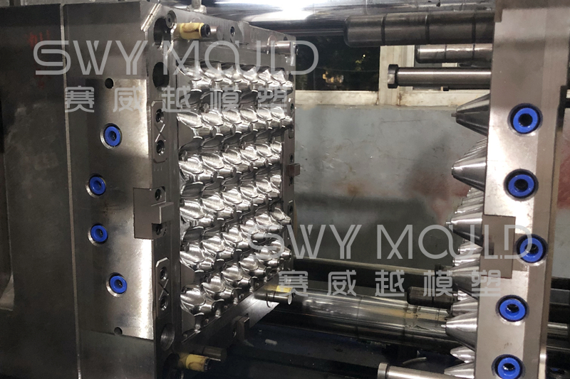 Plastic Egg Tray Molding Samples Sent to SWY Customer
