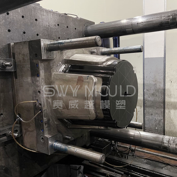 Plastic Round Table Injection Mould