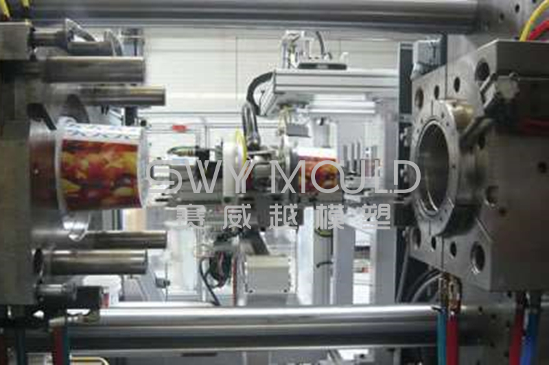 In-Mold Labelling Technology In Plastic Bucket Molds