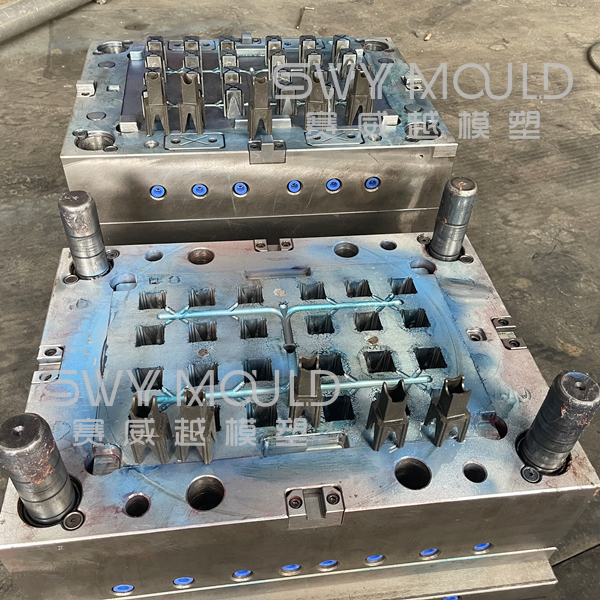 Plastic Mould Of Industrial H-Chair Rebar Support
