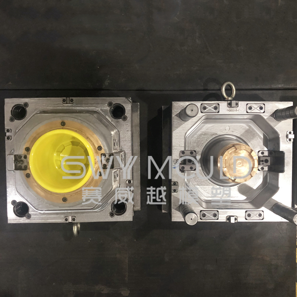 Plastic Toy Injection Mold Of Infant Water Bucket