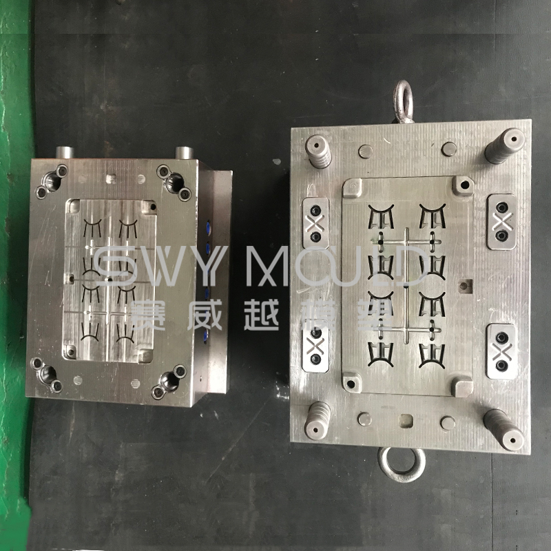 Injection Mold Of Plastic Rebar Reinforcing Chairs