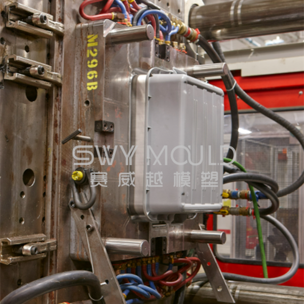 Injection Mold Of Plastic Restaurant Bus Tubs