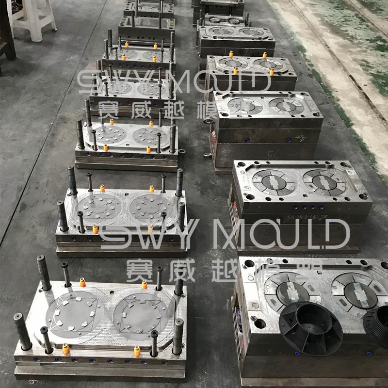 Plastic Raised Floor Adjustable Pedestal Molding