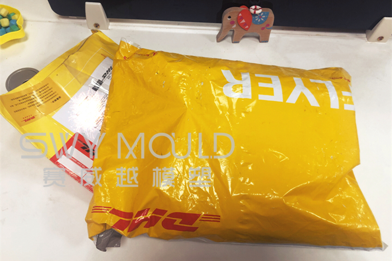 New Injection Mold Samples Sent From Two Customers