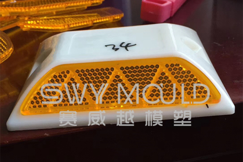 Plastic Mold Of Reflective Road Studs