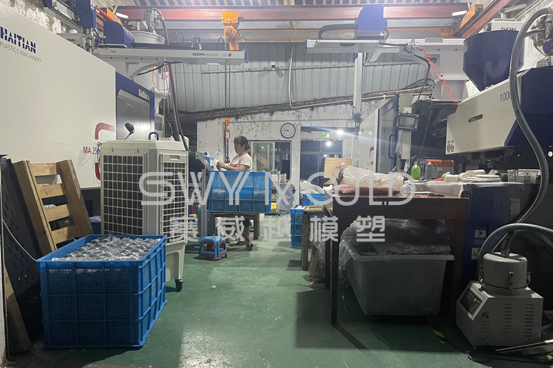 Injection Molding Mass Production Service In SWY MOULD
