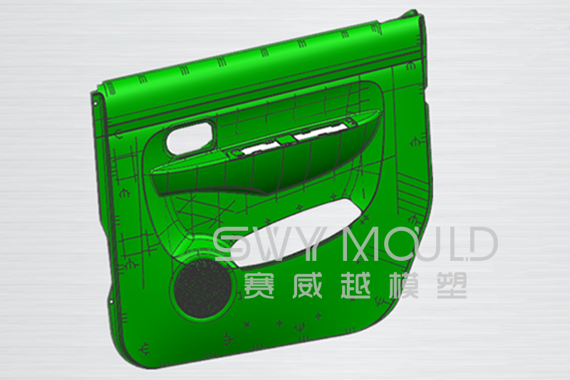 Plastic Automotive Door Panel Injection Mold