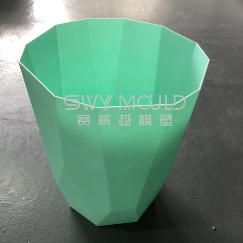 Plastic Office Waste Dustbin Mould