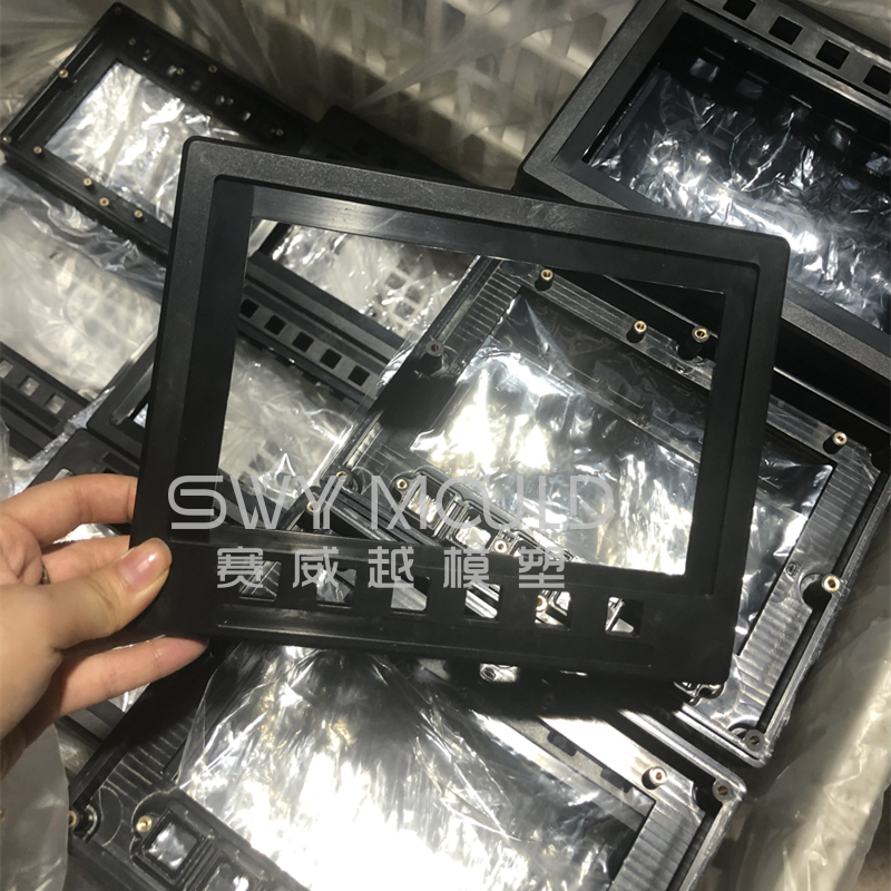 Plastic Shell Mould For Crane Display Screen